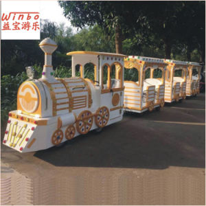 China Factory Children Amusement Trackless Train for Indoor&Outdoor Playground (TL04) pictures & photos