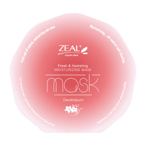 Zeal Fresh & Hydrating Face Mask Cosmetic pictures & photos