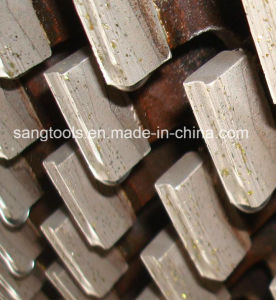 Diamond Multi-Blade Tools and Segments Marble pictures & photos
