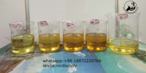 Hot Selling Safe Steroids Injection Oil Testosterone Enanthate 250mg/600mg pictures & photos