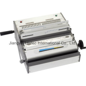 2 in 1 Wire Book Binding Machine Wb-2230/HP-0608b pictures & photos