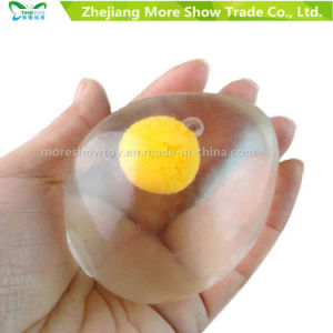 Novelty Egg Shaped Squeezing Toys Stress Relief Squeeze Venting Ball Funny Gift pictures & photos