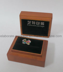 Custom New Wood Packing Jewellery Box Wholesale pictures & photos