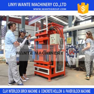 Wt1-10 Diesel Engine Clay Brick Machine Without Electricity pictures & photos