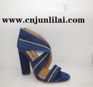 Women Footwear with Stitching design