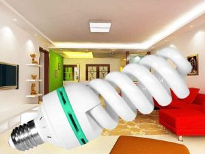 30W 40W Full Spiral 3000h/6000h/8000h 2700k-7500k E27/B22 220-240V Energy Saving Light Bulb pictures & photos