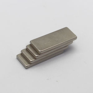 Powerful Long Block Neodymium Permanent Magnets pictures & photos