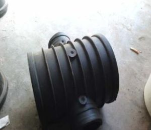 Plastic Bumper /Rubber Bumper/Plastic Moulding Parts/Plastic Mold Parts pictures & photos