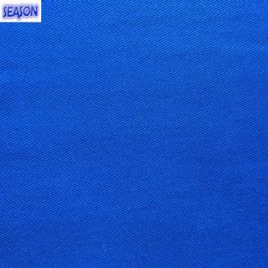 T/C65/35 20*16 98*55 200GSM 65% Polyester 35% Cotton Dyed Twill Fabric for Workwear pictures & photos
