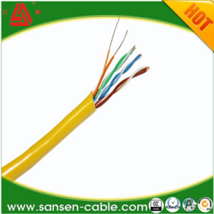 Cat5e CAT6, Cat7 UTP, FTP RJ45 LAN Cable for Cabling System pictures & photos