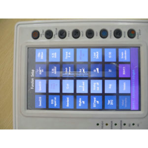 Bes-607A Touch Screen Handheld ECG Monitoring System pictures & photos