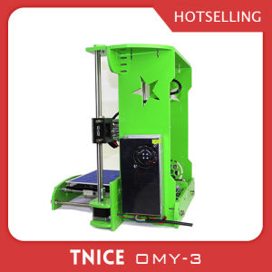 Tnice Easy Assemble 3D Printers DIY 3D Printing Machine Display Panel pictures & photos