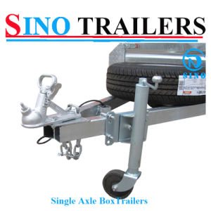 Manufacturer Supply Box Trailer for Sale