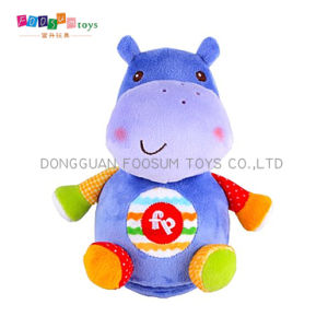 Colorful Cute Soft Animal Shape Cow Plush Baby Toys