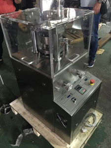 Zp9 Economical and Practical Enhenced Type Rotary Tablet Press pictures & photos