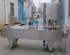 Automatic Mineral Water Cup Filling and Sealing Machine pictures & photos