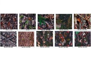 New A3/A4 Camouflage Film Box Water Transfer Printing Hydrographics 10 Pieces pictures & photos