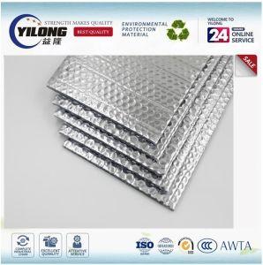 Aluminum Bubble Foil Heat Insulation Rolls Material pictures & photos