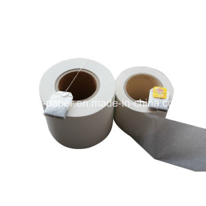 High Quality White 18GSM Biodegradable Heat Sealable Tea Bag Filter Paper pictures & photos