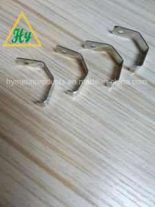 OEM Customized High Quality SUS Sheet Metal Parts/Ending Parts/Bracket with Silver Coating pictures & photos
