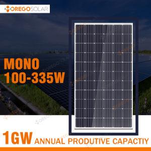 Morego PV / Photovoltaic Solar Panel 100W-280W-335W Mono Module pictures & photos