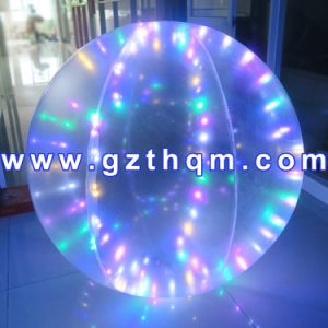 1m/1.5m/2m Diameter Outdoor LED Light Colorful Inflatable Advertising Balloon pictures & photos
