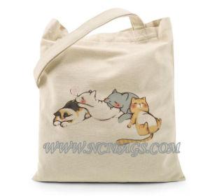 Women Shoulder Hand Shopping Leisure Canvas Cotton Bag