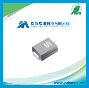 Diode Ss16 Surface Mount Schottky Barrier Rectifier pictures & photos