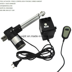 Cheap Actuator Linear Electric 500mm Stroke 1000n pictures & photos
