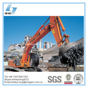 High Quality Circular Excavator Magnetic Lifter for Cast Iron pictures & photos
