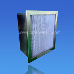 Paper Separator High Efficiency Extended Surface Air Filter pictures & photos