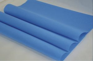 Sterilization Medical Disposable Nonwoven Wrapping Sheets pictures & photos