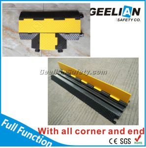 High Quality Small Type Rubber Electrical Cable Protector pictures & photos