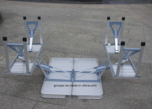 Portable Folding Table and Chair Sets for Outdoor Camping pictures & photos