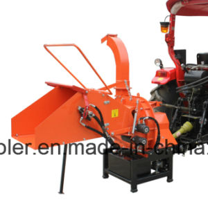 Tractor Pto Wood Chipper Th-8, Hydraulic Feeding, Ce Approval pictures & photos