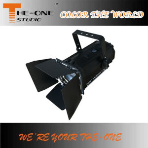 LED Studio Fresnel Spot Light with Manual Zoom pictures & photos