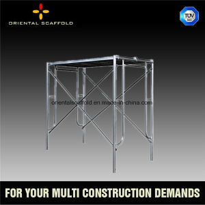 Construction Door Frame Scaffolding pictures & photos