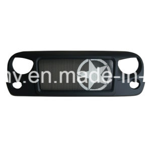 Top Sale Hot Sale ABS Front Avengers Grille for Jeep Wrangler pictures & photos