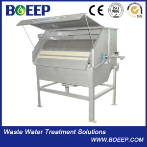 Water Purification System for Drum Filter in Food and Beverage Plant pictures & photos