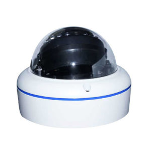 H. 264 P2p Indoor Dome Security IP Camera with 360 Degree Panoramic Lens pictures & photos