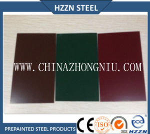 Prepainted Steel Coil, Ral Color pictures & photos