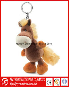 Promotional Mini Keychain Toy of Plush Wolf Toy pictures & photos