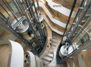 Household Villa Glass Home Elevator pictures & photos
