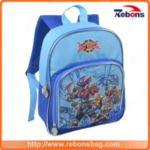 Newest Ergonomic Portable Light School Bag Student Bag with Anime Printing pictures & photos