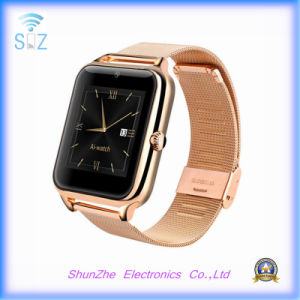 Multi-Function Z50 Phone Call Fashion Andriod Smart Watch with Bluetooth Alarm Clock pictures & photos