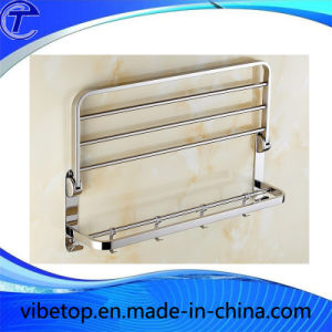Wall-Mounted Type Stainless Steel Towel Racks (TR-01) pictures & photos