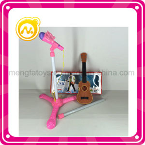 Electronic Karaoke Combination and Guitar
