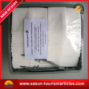 Inflight Rolled Towel Towel for Airline Traveling Small Aviation Towel pictures & photos