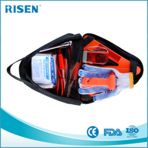 Roadside Car Emergency Tools Kit Auto safety Bag with Jump Starter pictures & photos