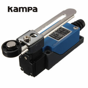 Waterproof Me-8108 Momentary 10A 380VAC Roller Arm Type Limit Switch for CNC Mill Laser Plasma pictures & photos